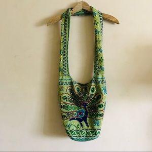 Beautiful Bohemian Crossbody Bag